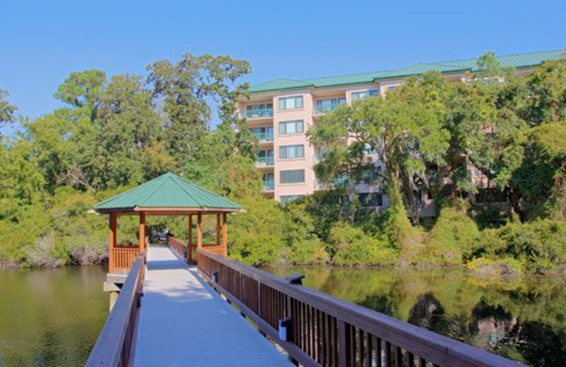 Exterior View at Waterside Resort