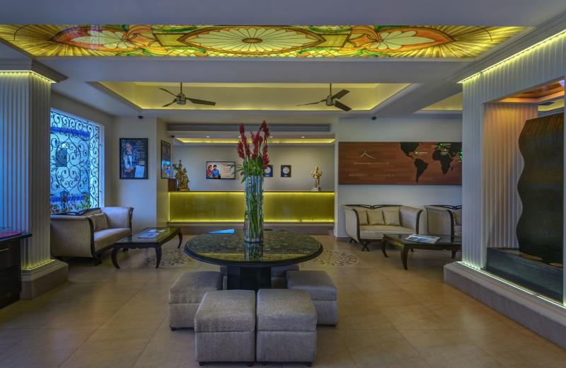 Lobby at Royal Goan Beach Club-Royal Palms