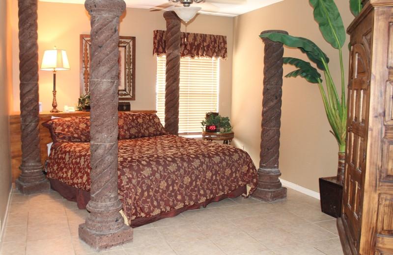 Master Bedroom at Port Royal Ocean Resort