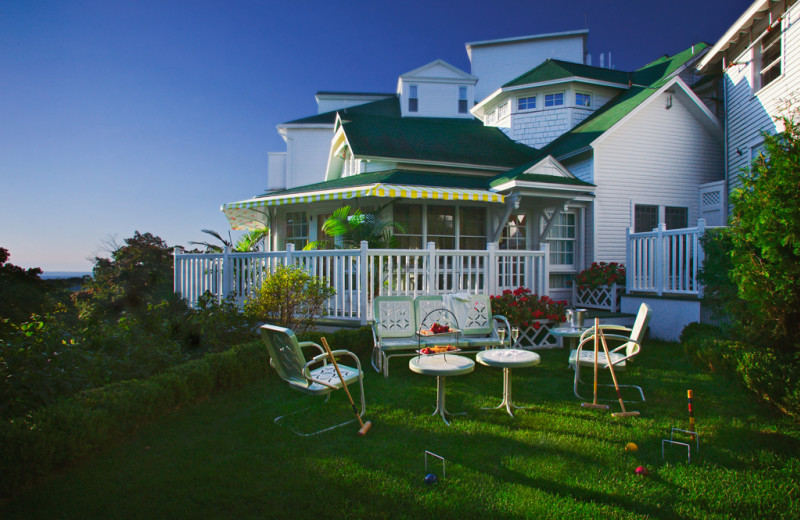 The Masco Cottage at Grand Hotel.