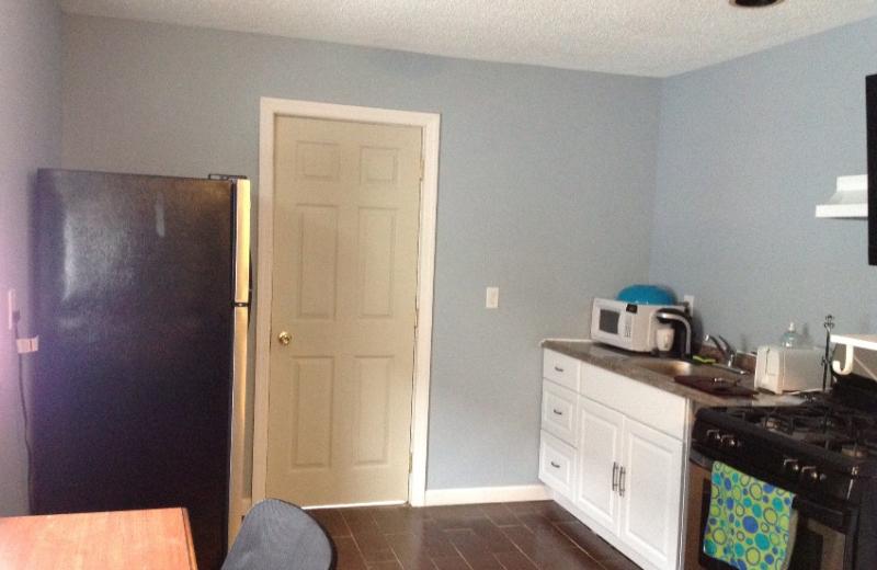 HC-55 Haus apartment interior at Seaside Heights Apartments.
