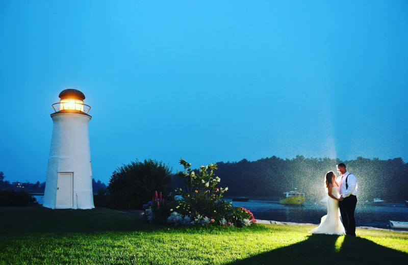 Weddings at The Nonantum Resort.