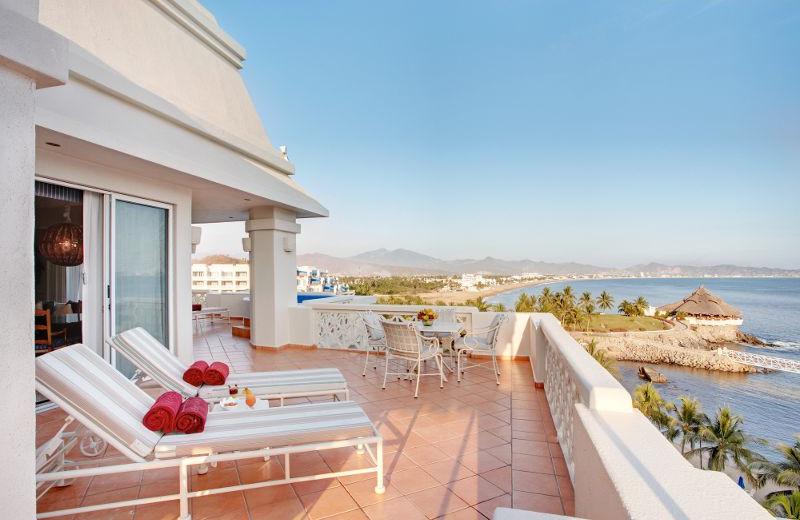 Room Terrace at Barcelo Karmina Palace