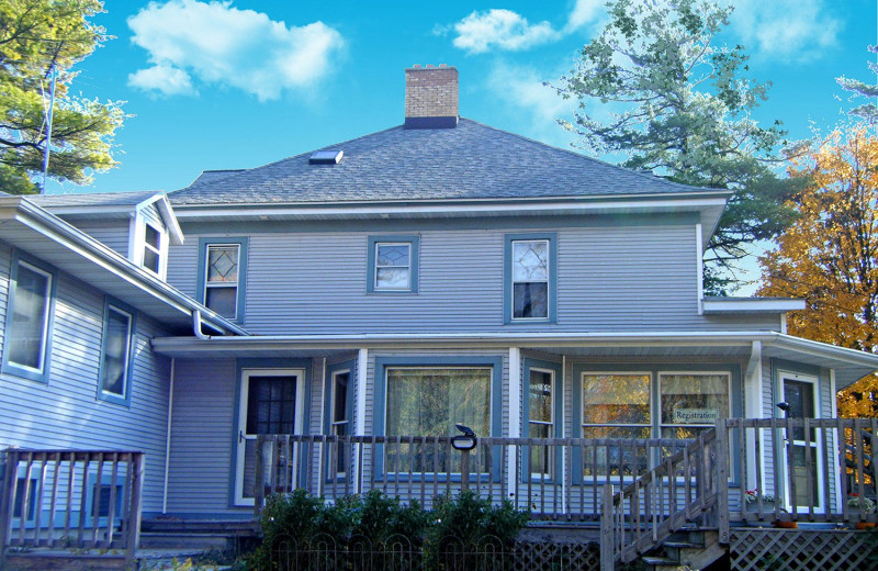 Exterior view of The Sawyer House Bed & Breakfast, LLC