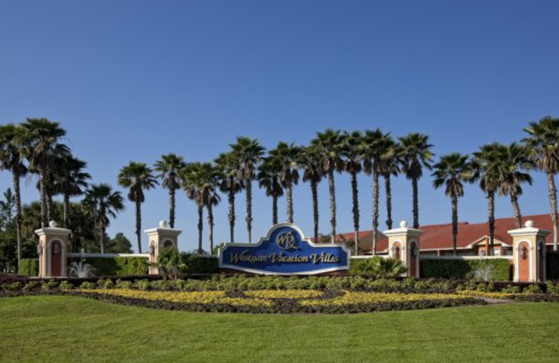 Entrance at Westgate Town Center.