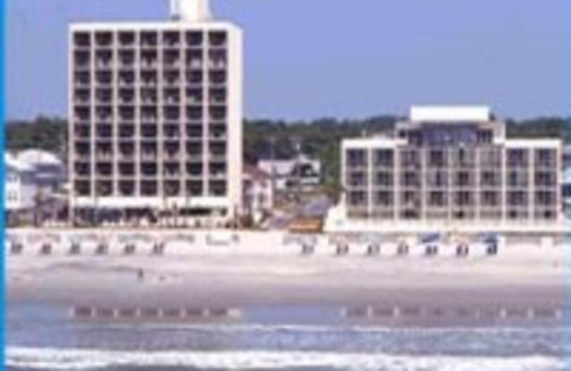 Best Western Ocean Sands Resort Myrtle Beach Sc Resort Reviews Resortsandlodges Com