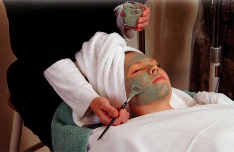 Spa facial at Tan-Tar-A Resort.