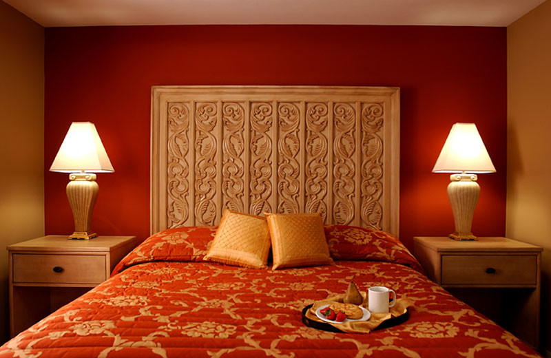 Guest Room at Bellasera Hotel