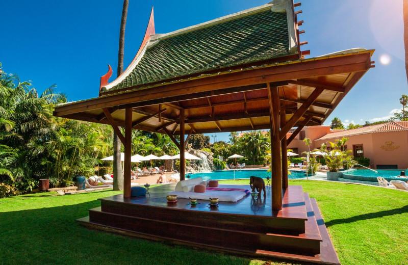 Outdoor pool at Hotel Botanico - Tenerife.