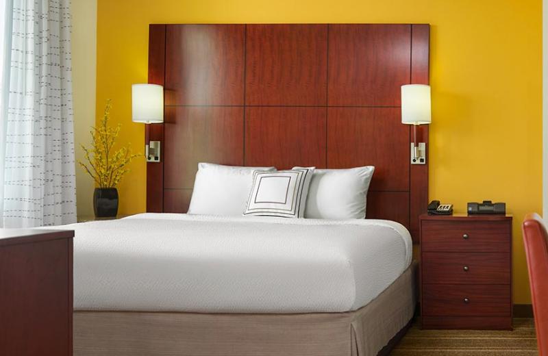 Guest room at Residence Inn by Marriott Palm Desert.