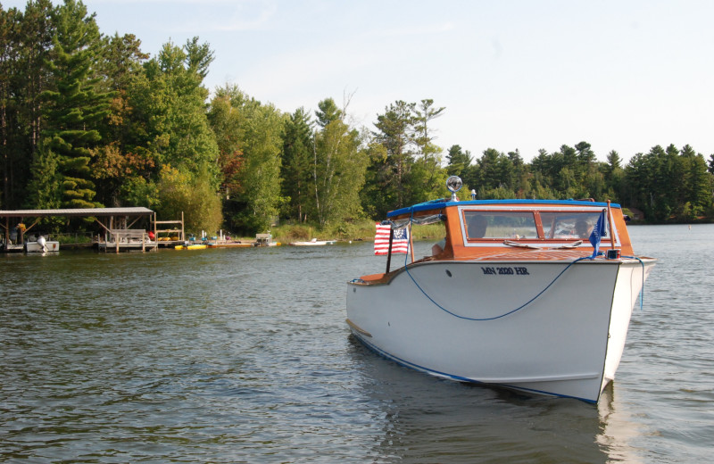 Classic Wooden Boat Show at Ludlow's Island