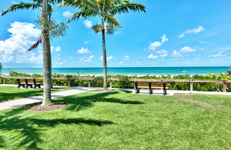 Beach at Naples Florida Vacation Homes.