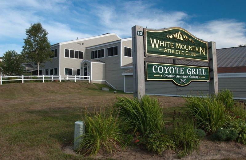 Coyote Grill restaurant at Best Western Silver Fox Inn.