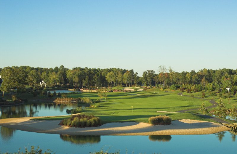 Golf near Clarion Resort Fontainebleau.