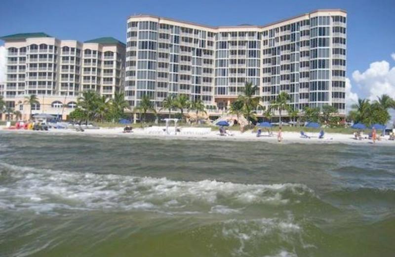 Exterior view of Pink Shell Beach Resort & Marina.