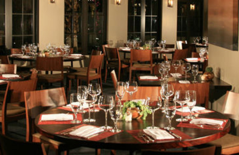 Fine Dining at Rancho Las Palmas Resort