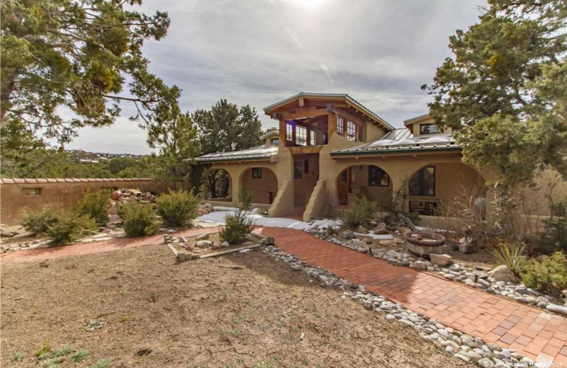 Rental exterior at Vacation Rental Pros - Santa Fe.