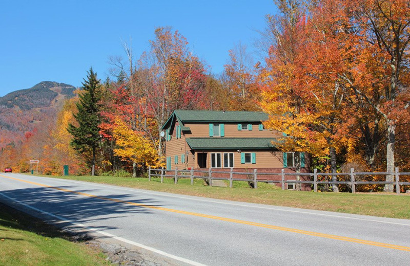 Rental exterior at Stowe Vacation Rentals & Property Management.