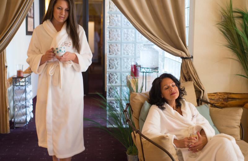 Spa at Chula Vista Resort.