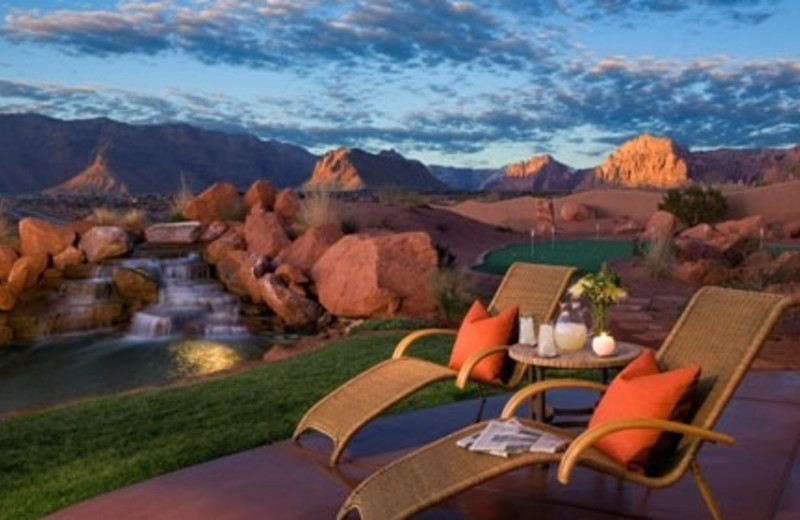 Relax at The Inn at Entrada.
