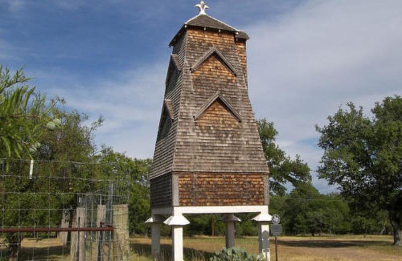 Bat Tower at Haven River Inn
