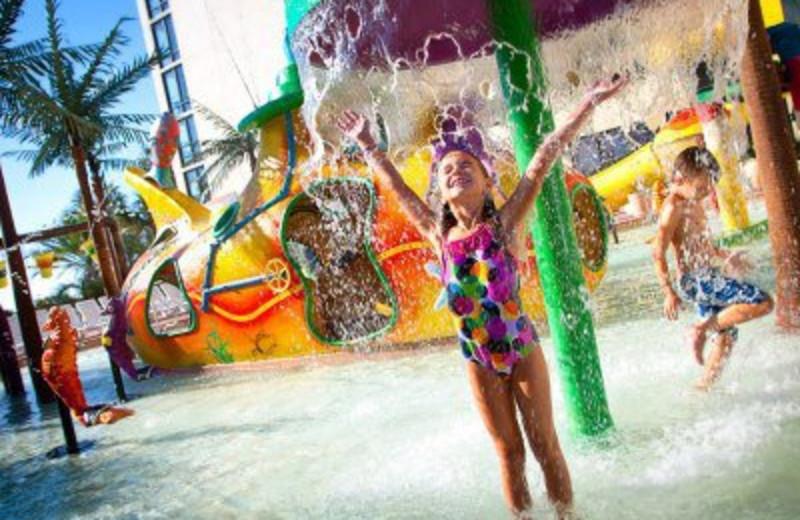 Kid's Waterpark at SeaCrest Oceanfront Resort