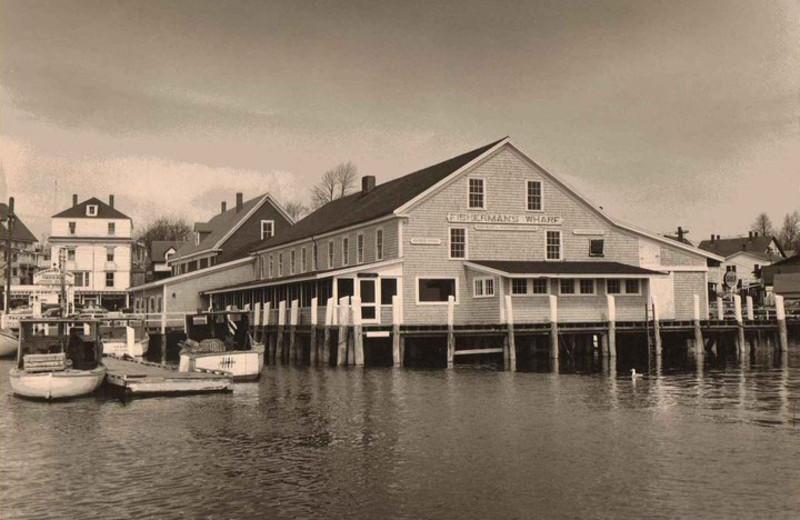 Historical Inn View at Fisherman's Wharf Inn