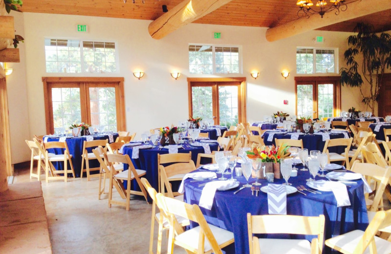 Event at Meadow Creek Lodge and Event Center.
