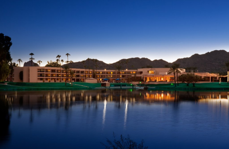 Exterior view of The McCormick Scottsdale.