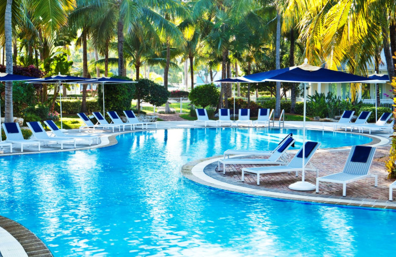 Outdoor pool at Sunset Key Guest Cottages, a Luxury Collection Resort.