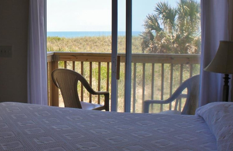 Guest Room at The Saint Augustine Beach House