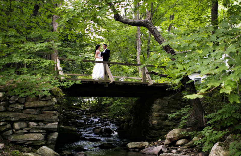 Weddings at Echo Lake Inn.
