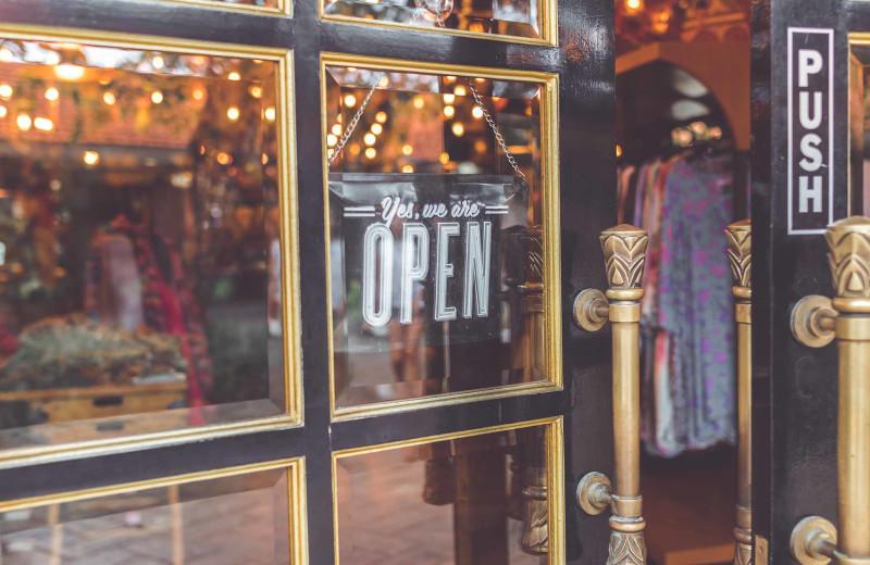 Shop at Lost Lake Lodge.