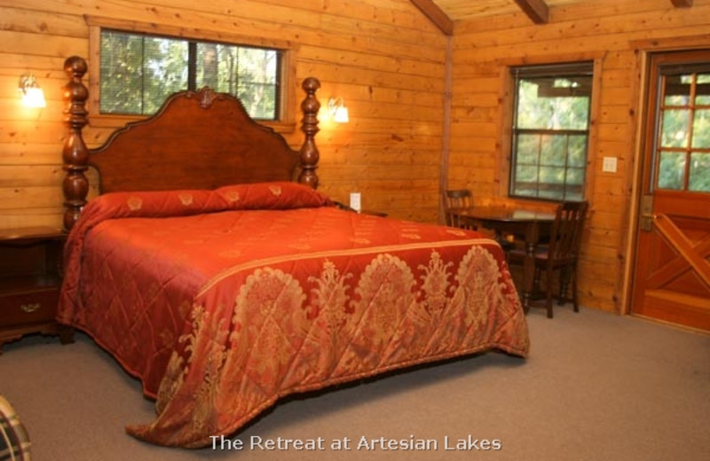 Guest Suite at The Retreat at Artesian Lakes