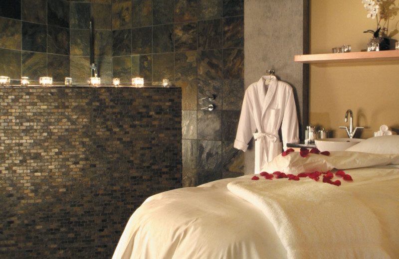 Spa Interior at Brentwood Bay Lodge