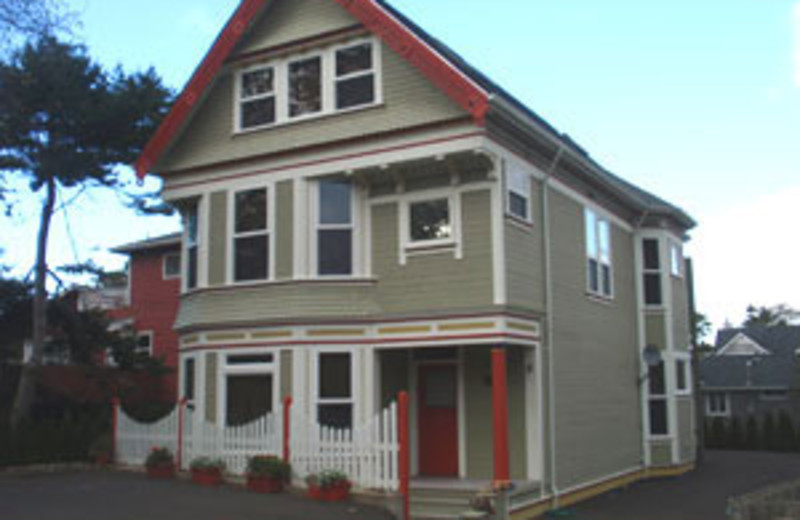 Rental Exterior at Grey Fox Inc Vacation Rentals