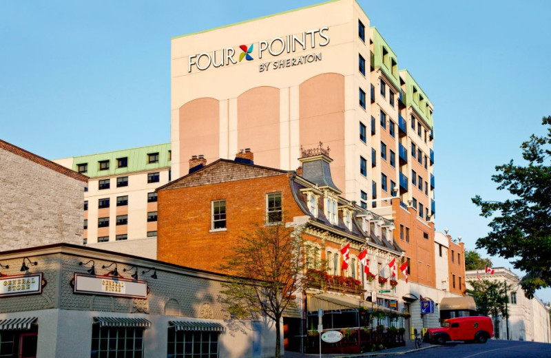Welcome to Four Points by Sheraton Kingston