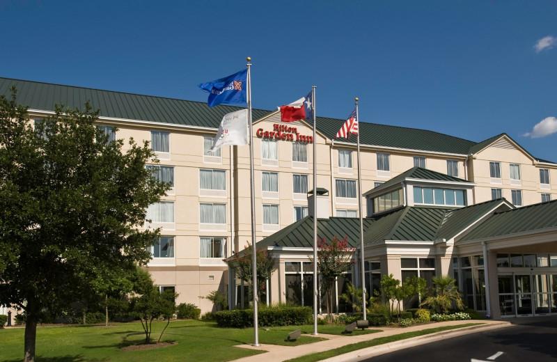Exterior view at Hilton Garden Inn Austin.