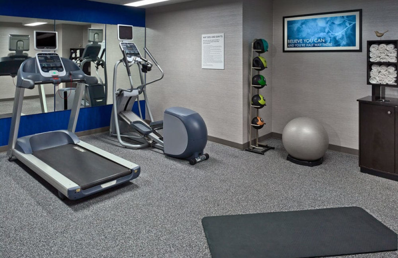 Fitness at Sonesta ES Suites Tucson.
