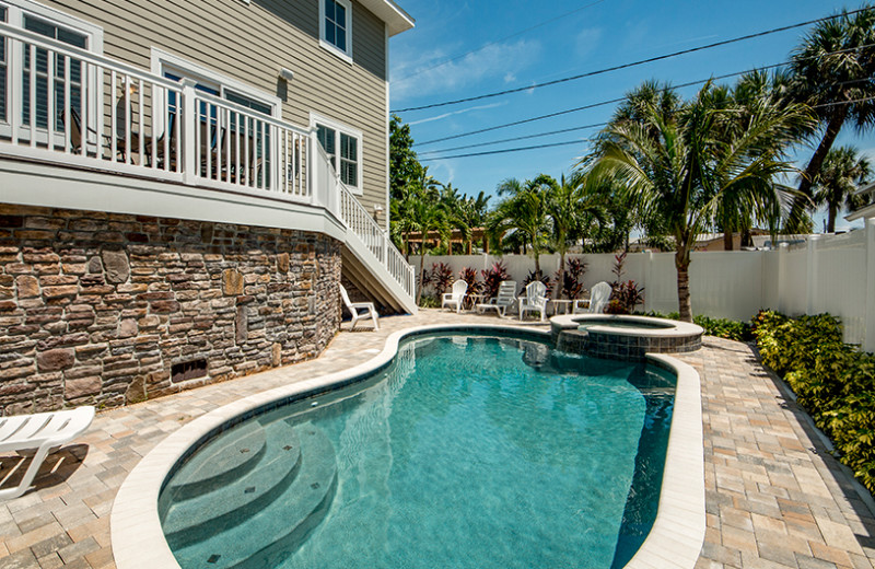 Rental pool at Belloise Realty.
