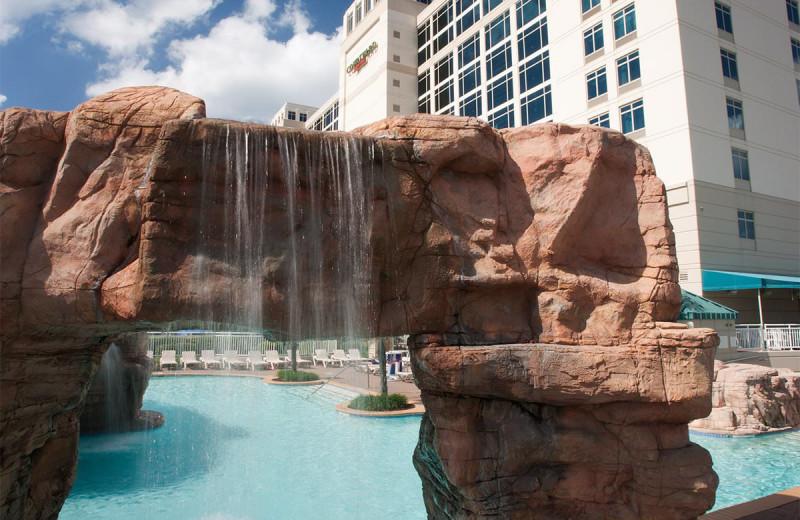 Resort pool at Gold Key Resorts.