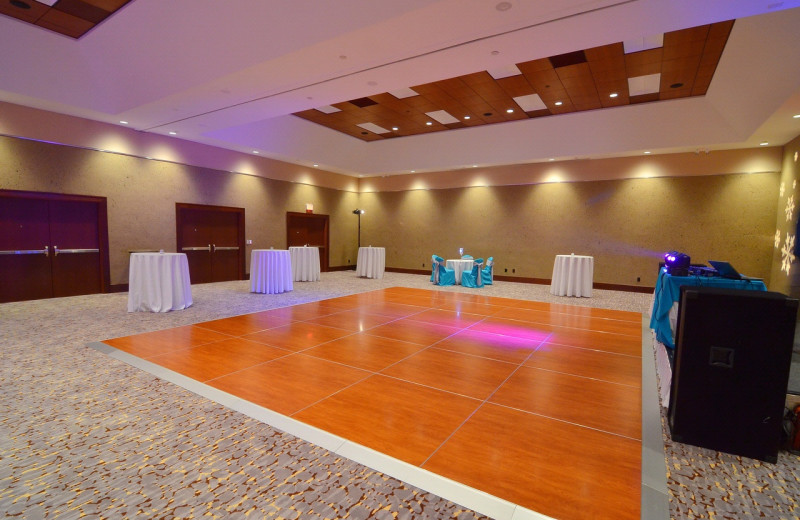 Ballroom at Villas of Grand Cypress.