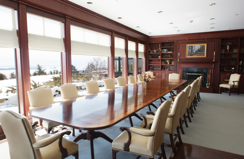 Summit Boardroom at Point Lookout Resort and Conference Center