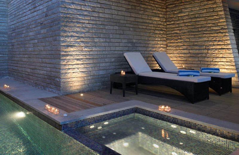 Spa at Angsana Oasis Spa & Resort.