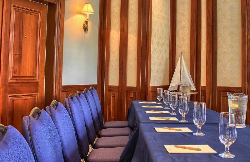 Meetings at Poets Cove Resort & Spa.
