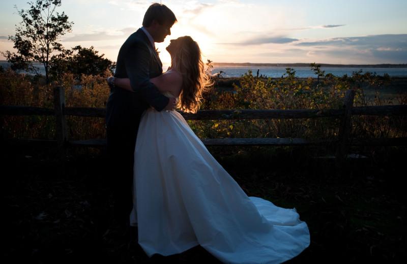 Weddings at Black Point Inn.