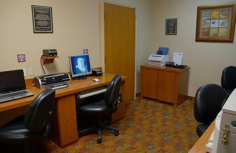 Business Center at Best Western Lake Buena Vista