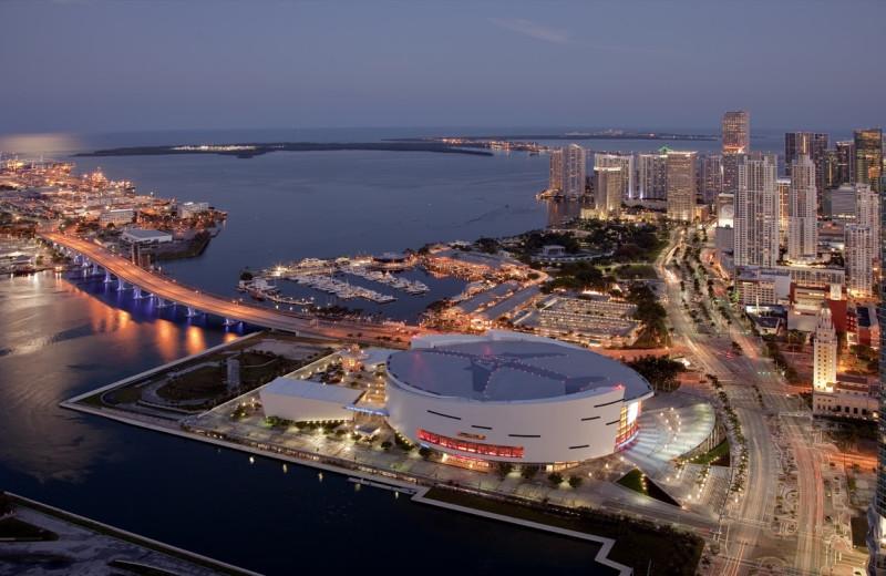 View of Miami at Casa Moderna Miami.