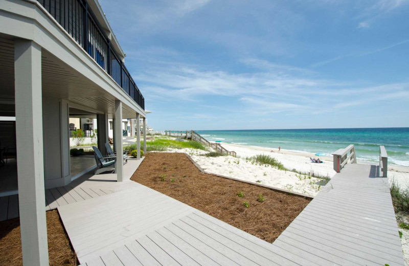 Rental exterior at Paradise Properties Vacation Rentals & Sales.