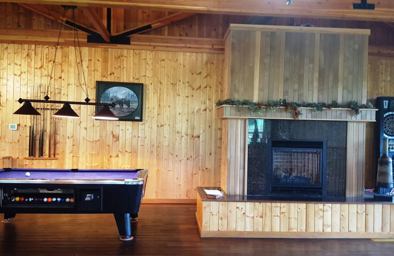Games at Carson Hot Springs Spa and Golf Resort.